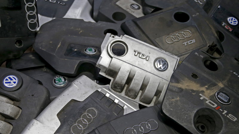 Judge warns Volkswagen diesel owners to stop stripping their cars of parts thumbnail