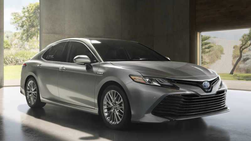 2018 Toyota Camry: Made in America, great again thumbnail