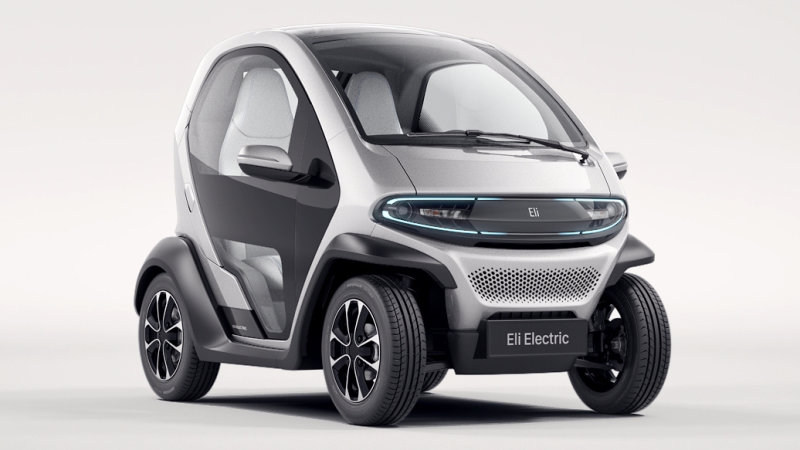 Eli Zero is the electric Smart Fortwo-Renault Twizy mashup you've been craving thumbnail