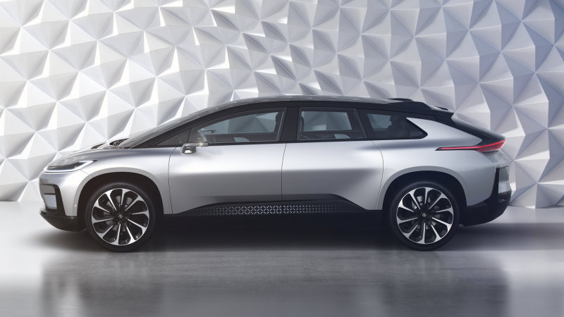 Faraday Future FF91 could be very, very expensive thumbnail