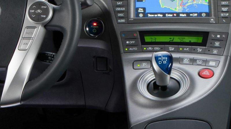 Reinventing the automatic shifter: the strange, the bad, and the ugly thumbnail