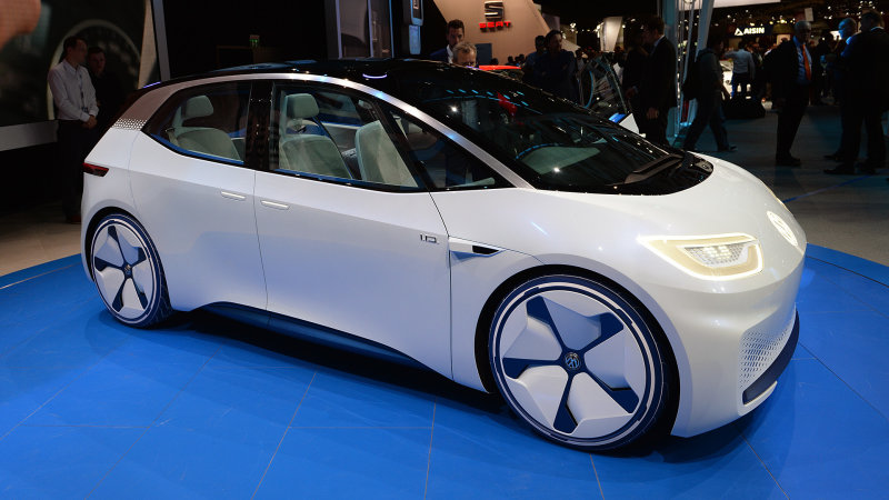 Volkswagen completes design work on new EV platform thumbnail