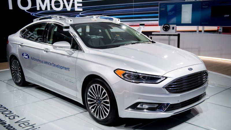 Ford denies its engineers are dozing off in autonomous cars thumbnail