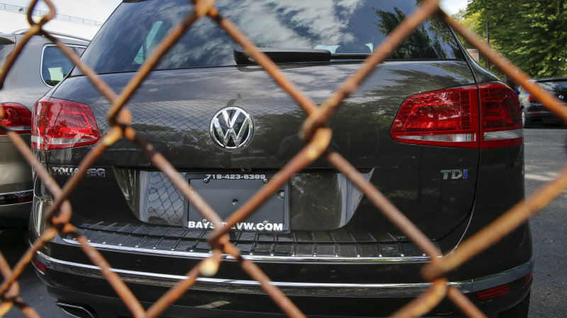 Volkswagen, Bosch reach diesel settlement worth $1.6 billion thumbnail