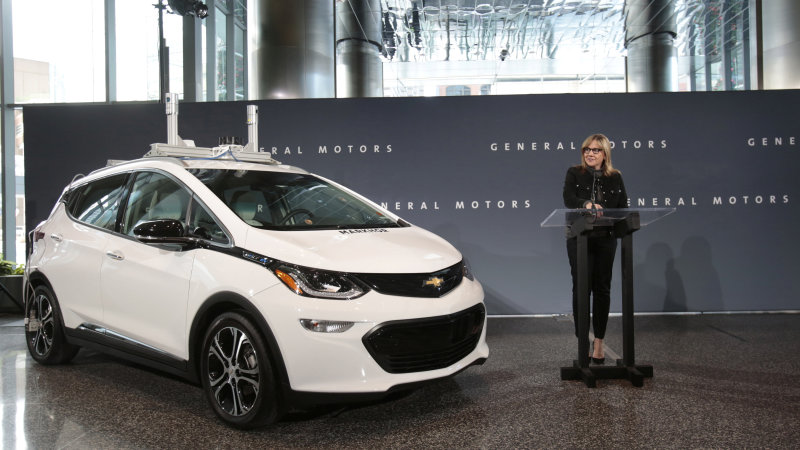 GM, Toyota, and Lyft want standardized autonomous vehicle regulations across America thumbnail