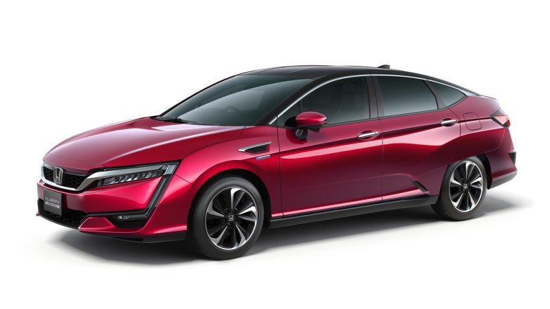 Honda Clarity EV will only go 80 miles on a single charge thumbnail