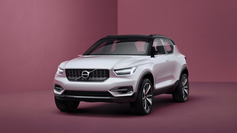 Volvo will start sales of XC40 PHEV crossover next year thumbnail