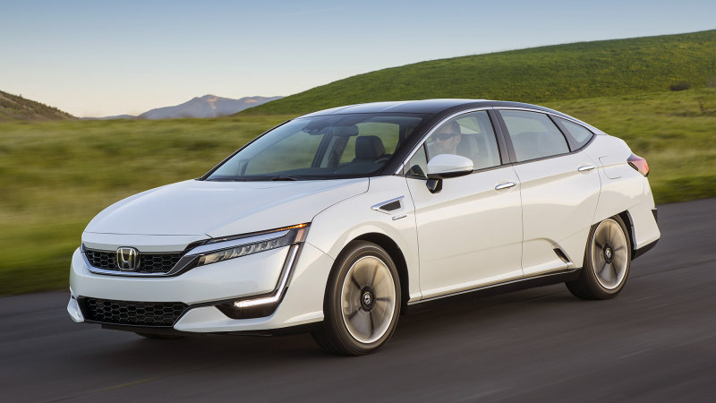 The future is now | 2017 Honda Clarity Fuel Cell First Drive thumbnail