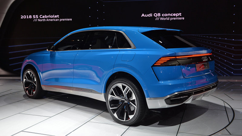 Audi plans three electric vehicles by 2020 thumbnail