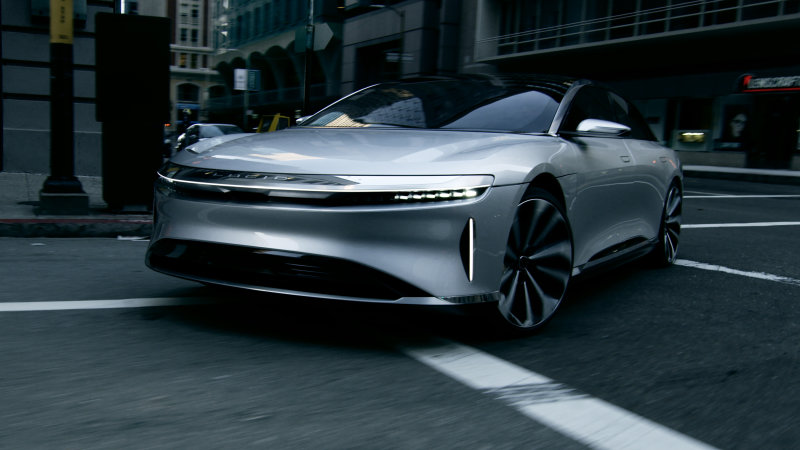 Lucid Air Launch Edition to cost about $165,000 thumbnail