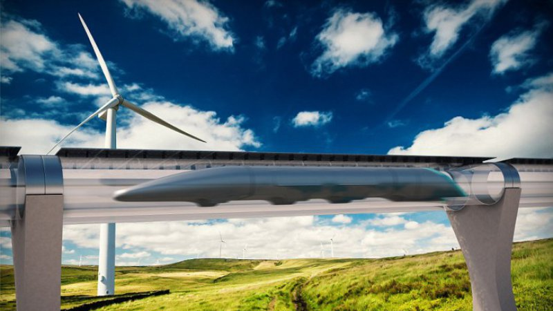 Hyperloop Transportation Technologies is building a full-sized capsule thumbnail
