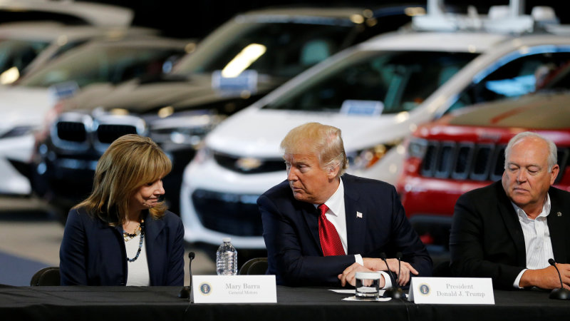 Trump CAFE review: Automakers, be careful what you ask for thumbnail
