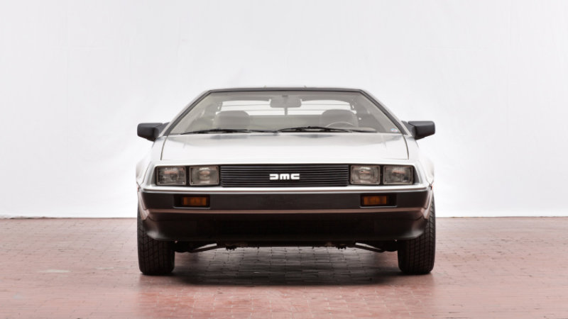 The DeLorean and other Irish cars for St. Patty's Day thumbnail