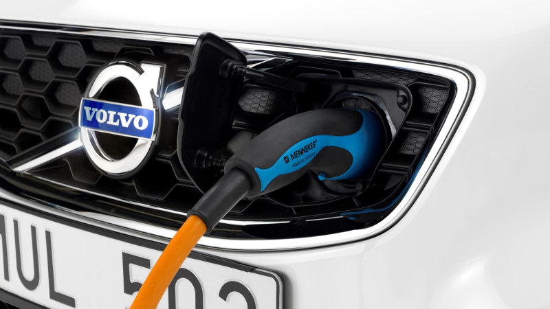 Volvo's first EV will cost less than $40,000 thumbnail
