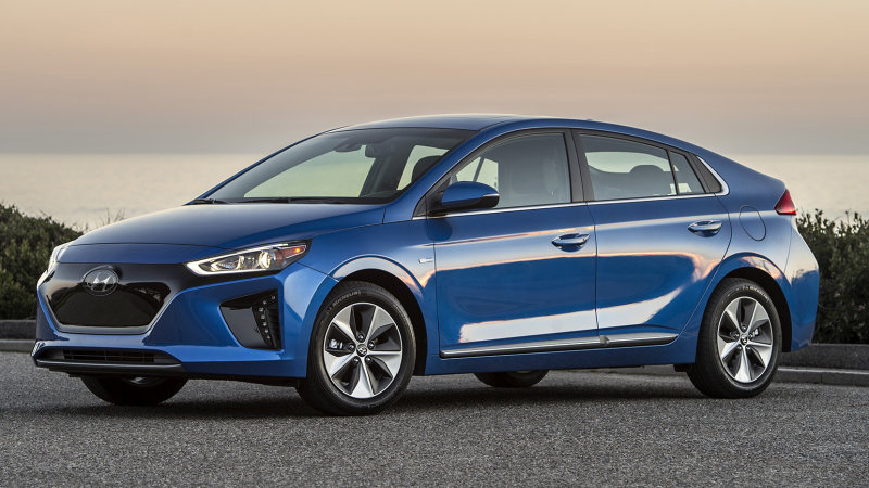 Hyundai announces pricing for Ioniq Electric subscription service thumbnail