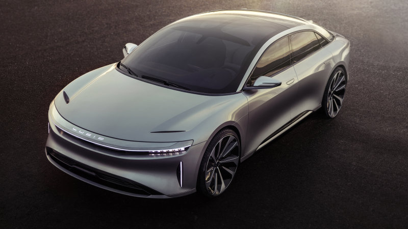 Catching up with the Lucid Air, a 1,000-hp EV in the making thumbnail