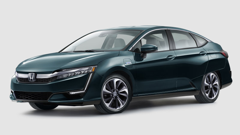 Honda rounds out Clarity series with Electric, Plug-In Hybrid models thumbnail