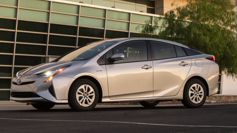 Toyota adds Prius One trim at lower price of $24,360 thumbnail