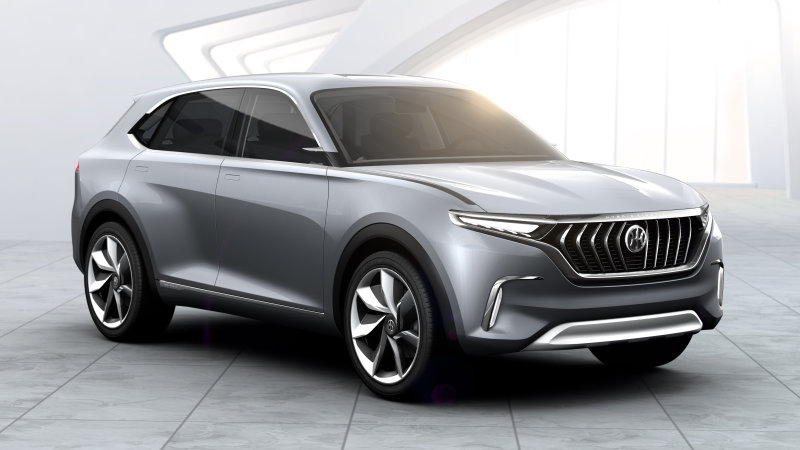 Pininfarina and Hybrid Kinetic reveal the K550 and K750 SUVs thumbnail