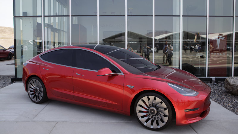 China EV makers to take on Tesla's Model 3 through price, local manufacture thumbnail