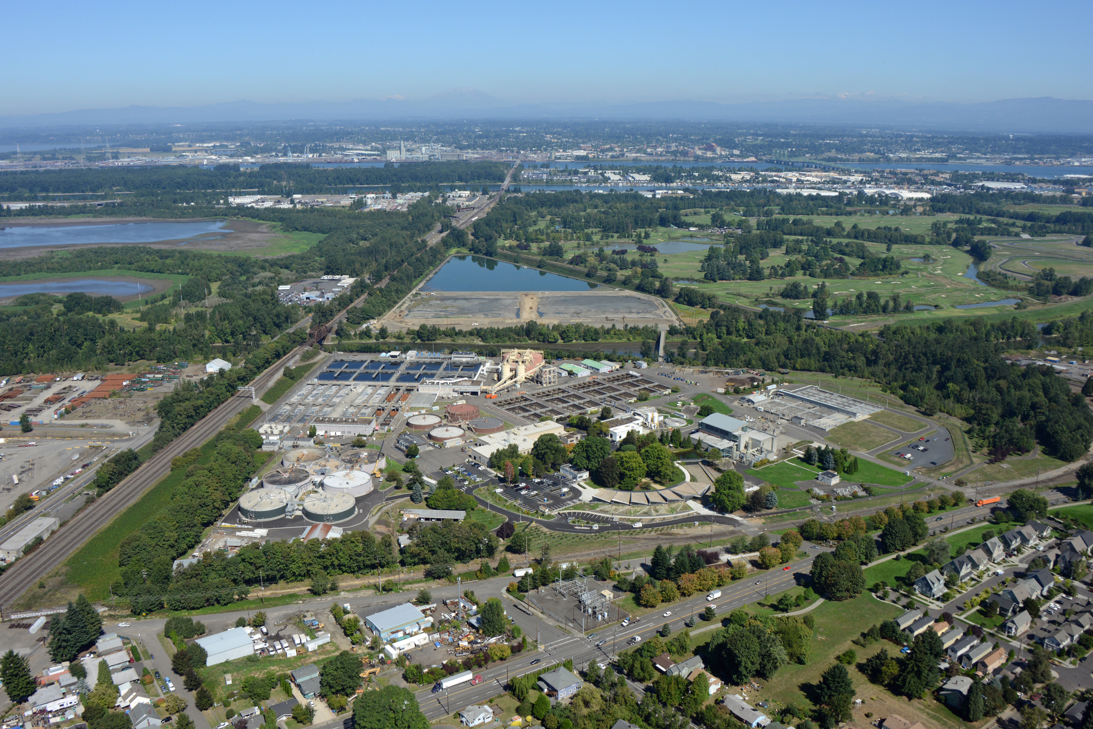 Portland to use sewage gas to shift away from diesel thumbnail