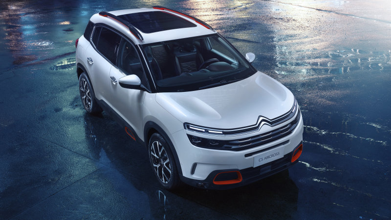 Hybrid C5 Aircross: Citroen's most powerful production car thumbnail