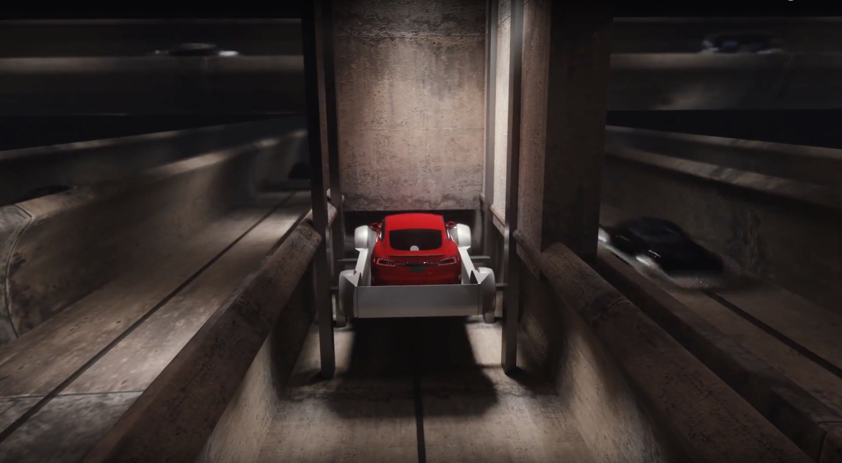 Elon Musk's Boring Company shares vision of futuristic underground travel thumbnail