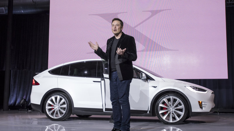 Tesla's market value surpasses Ford thumbnail