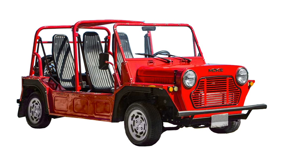 Moke America plans to sell electric reproductions of the odd British car thumbnail